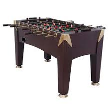 space needed for foosball table joola 56in sport squad monarch foosball table