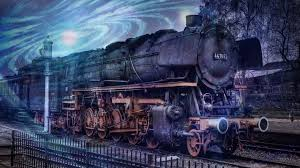 train backgrounds group 78