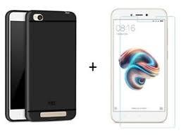 Xiaomi Redmi 5a For Xiaomi Redmi 5a Back Cover Matte Finish Slim Soft