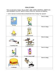 is light a form of energy types of energy crossword worksheet by gregodowd teaching