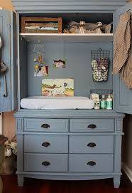 Changing Table Storage Entertainment Armoire Changing Table Hometalk