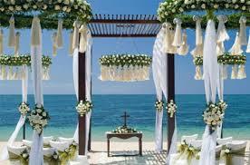 island themed wedding choosing the right island themed wedding colors memorable