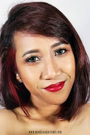 tutorial y glam makeup untuk kulit sawo matang