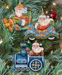 131 best g debrekht santa ornaments images on