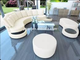 canape forme ronde design incurvé ovale forme canapé en cuir canapé rond a026 buy