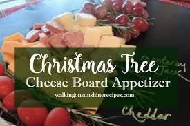 recipe tree cheese board platter walking on