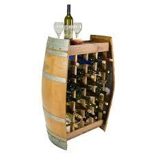 antler wine rack oak storage rack wine enthusiast