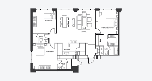 Small Apartment Plans Collection Of Best Home Design Ideas By La Centralized Kitchen Floor Plans