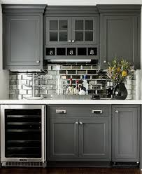 kitchen mirror backsplash 5 ideas for the kitchen backsplash