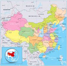 Maps Of China by China Map Guide Of The World