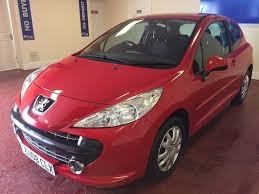 first peugeot 08 peugeot 207 m play edition low insurance low running costs