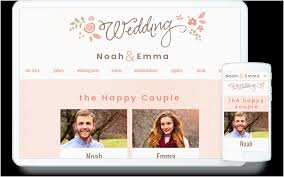 free wedding websites with unique wedding websites fototails me