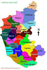 India Maps by Maps South India Tourism