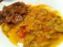 cuisiner des flageolets flageolets a la tomate la table de chrys
