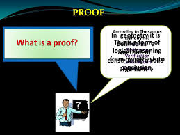 thesaurus confirmation is there any proof that the bible is true ppt download