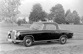 1956 1959 mercedes benz 220 s coupé review supercars net