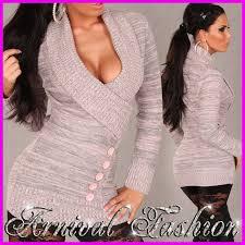 new womens jumper dress sz 6 8 10 12 14 ladies casual sweater