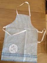 fabriquer un tablier de cuisine faire un tablier de cuisine pour enfant la liraf bleue