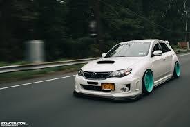 white subaru hatchback subaru impreza wrx sti sedan wheels pinterest subaru