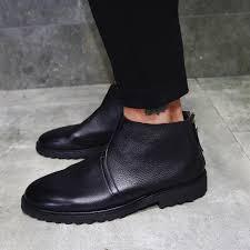 buy s boots uk fashion designer uk boots genuine leather black