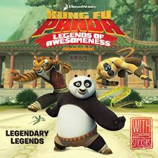 kung fu panda tv books tina gallo style guide maggie