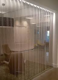 19 best metal curtains room dividers and separations images on