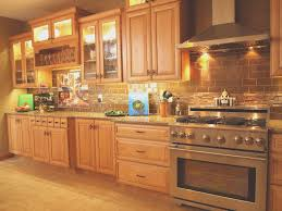 backsplash top faux brick kitchen backsplash wonderful