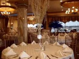 centerpiece rentals nj chandelier birch branch centerpiece rentals by
