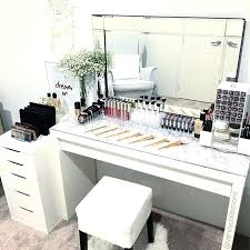Makeup Vanity Seat Vanities Makeup Vanity Diy Ikea The Hollywood Vanity Makeup
