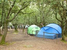tenda carrello piazzola carrello tenda ceggio villaggio san gimignano toscana