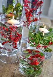 Glass Vase Decoration Ideas 22 Simple Holly Berry Christmas Décor Ideas Shelterness