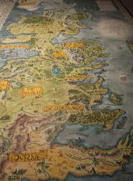 Map Westeros Hand Drawn Westeros Map Update By Klaradox On Deviantart