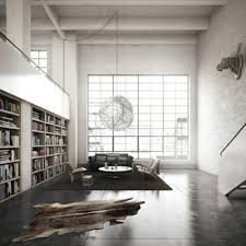 Room Theme Library Home Library Design In White Room Theme With Set White