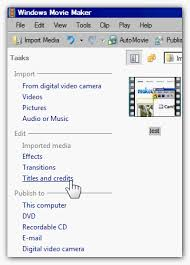 membuat intro video dengan movie maker how to watermark your videos in windows movie maker