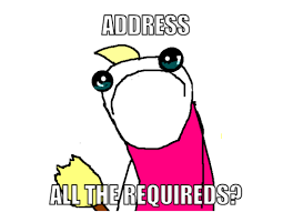 What Do We Want Meme Generator - address all the requireds examentor ca