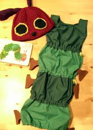 Baby Caterpillar Halloween Costume Hungry Caterpillar Preschool Projects Hungry