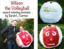 Volleyball Meme - wilson the volleyball costume imgur