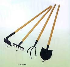 Types Of Gardening Tools - gardening tools list home outdoor decoration