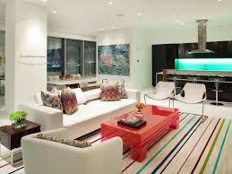 living room white couches linear flame sofa walnut flooring