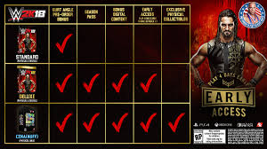 2k16 wwe xbox one target black friday wwe 2k18 cena nuff edition and basic deluxe edition wwe