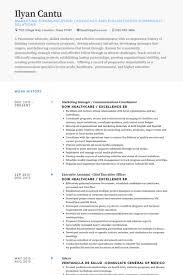 Powerful Resume Examples by Communications Coordinator Resume Samples Visualcv Resume