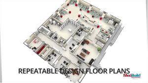 Metal Office Buildings Floor Plans by Modular Medical Office Buildings Youtube