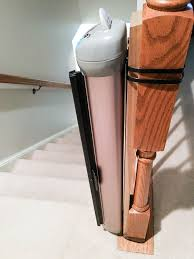 Summer Infant Banister Gate Space Saving Retractable Baby Gates Saving Amy