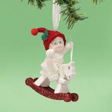 snow baby ornaments rainforest islands ferry