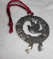 seagull pewter ornaments ebay