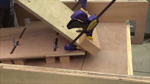 cutting angles on a table saw woodworking ideas angle cut tool for table saw sled detailed video