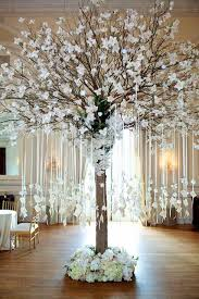 green wedding ideas decorating with trees
