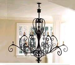 Antique Iron Chandeliers Wrought Iron Chandelier Lamp Wrought Iron Chandelier And Antique