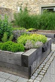 small modern garden design photograph small garden design