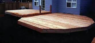 decking attaching cedar deck boards diy deck plans